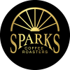 sparks coffee roasters logo